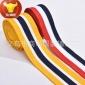 服装用间色经编带 针织带  平面针织带 运动裤织带厂家有现货